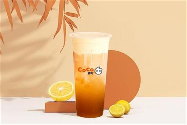 coco奶茶产品图片